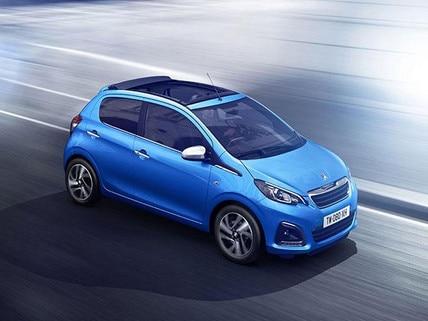 Peugeot 108 5-deurs  - Consumenten Reviews