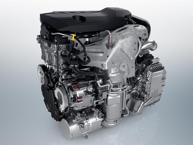 Peugeot Plug-in Hybrid - 1.6 PureTech-motor