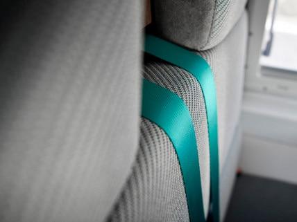Peugeot Boxer 4x4 Concept - Bekleding sportieve ribstof Maille Techniqu