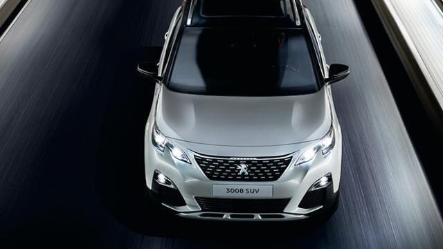 Voor de zakelijke rijder: Peugeot 3008 SUV Blue Lease