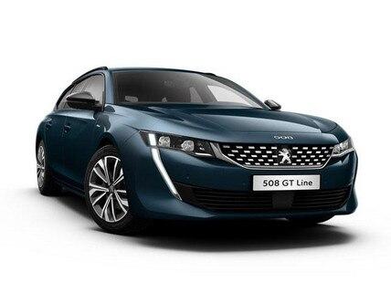 Peugeot 508 SW Blue Lease GT-line