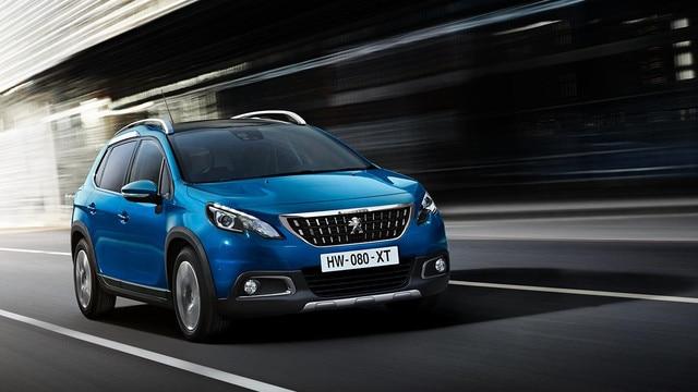Peugeot 2008, de compacte SUV