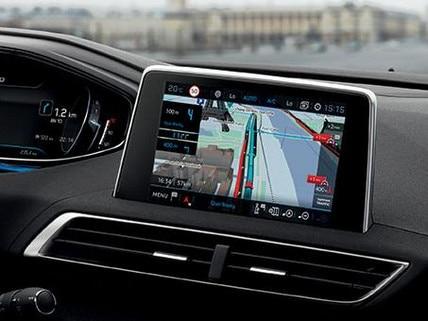 Peugeot Accessoires Navigatiekaartupdates