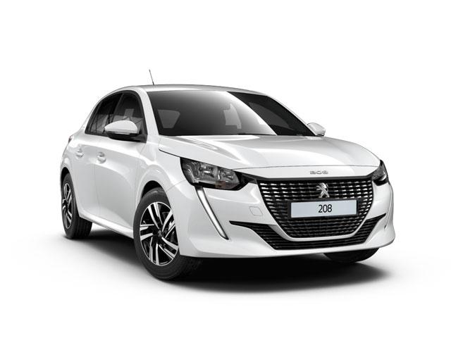 Nieuwe Peugeot 208 Allure