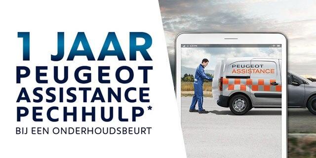 Peugeot Vakantiecheck - Peugeot Assistance Pechhulp