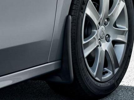 Peugeot Accessoires Velgen