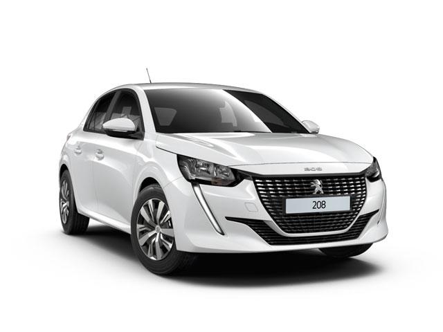 Nieuwe Peugeot 208 Active