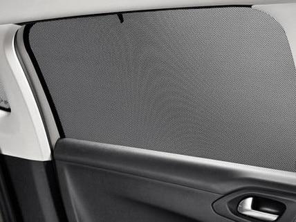 Peugeot Accessoires Zongordijn