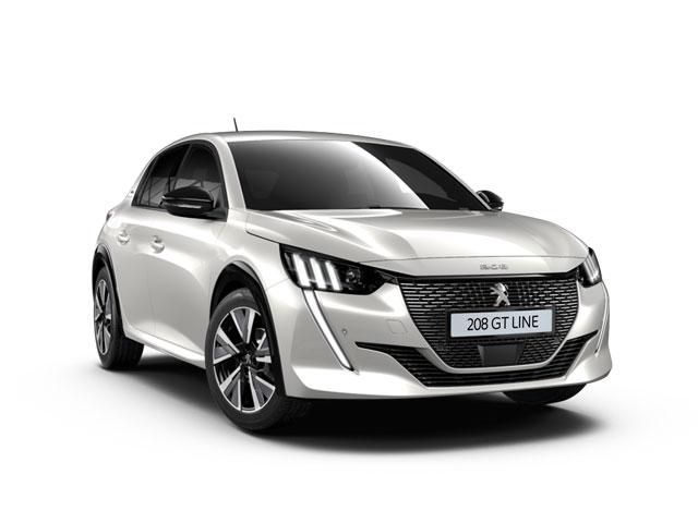 Nieuwe Peugeot 208 GT Line