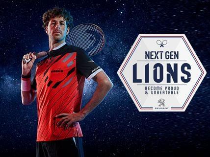 Peugeot Next Gen Lions - Robin Haase