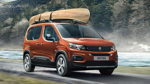 Peugeot Rifter - Private Lease