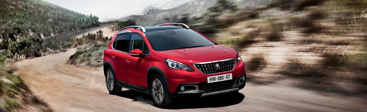 Peugeot 2008 SUV Blue Lease - aanbod zakelijke leaserijder