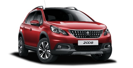 Peugeot 2008 Pack Connect