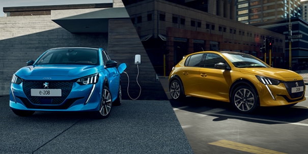 Nieuwe Peugeot 208 - THE POWER OF CHOICE