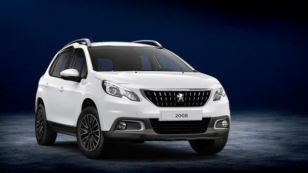 Peugeot Private Lease Editions - Peugeot 2008 SUV