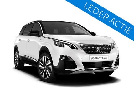 Peugeot 5008 SUV GT-Line Blue Lease Executive