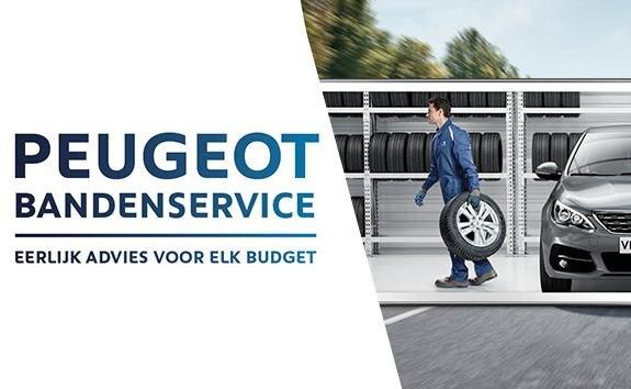 Onderhoud en Service - Peugeot Bandenservice