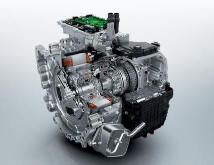 Peugeot 3008 SUV HYBRID plug-in hybride-aandrijflijn
