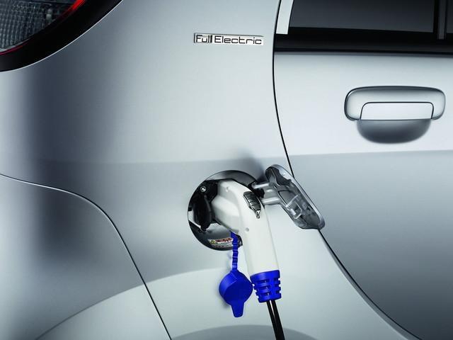 Electrisch Peugeot iOn