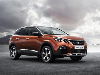 Sports Utility Vehicle - Peugeot 3008 SUV