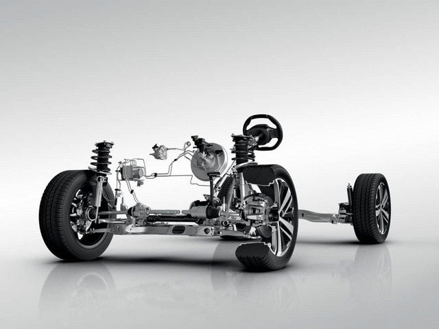 Peugeot 3008 SUV - Michelin Primacy 3-band Slimline-formaat