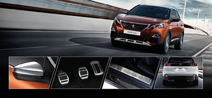 Peugeot 3008 SUV Pack Style