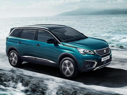 SUV - Sports Utility Vehicle | Peugeot 5008 SUV