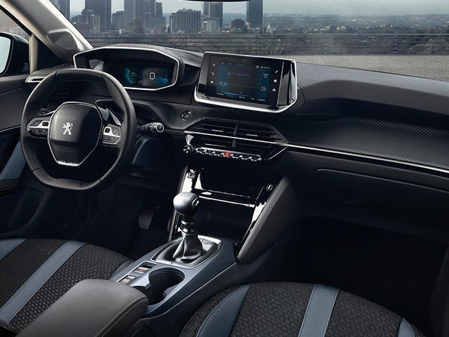 Nieuwe Peugeot 2008 SUV: nieuwe PEUGEOT i-Cockpit® 3D