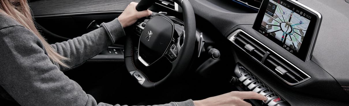 Sensaties - Peugeot 3008