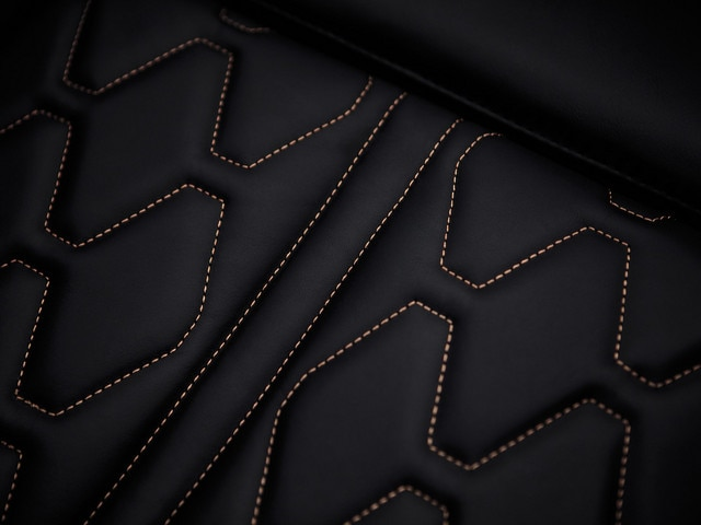 Sensaties - Materialen - Details stoelen Peugeot 5008