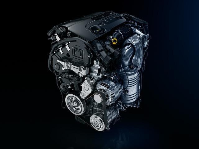 Peugeot Partner Tepee - BlueHDi-motor
