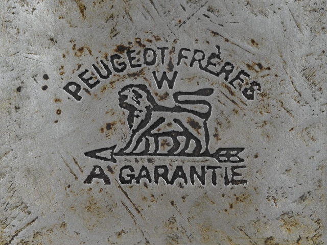 PEUGEOT Steel - 1810 – Het begin van het industriële avontuur van PEUGEOT