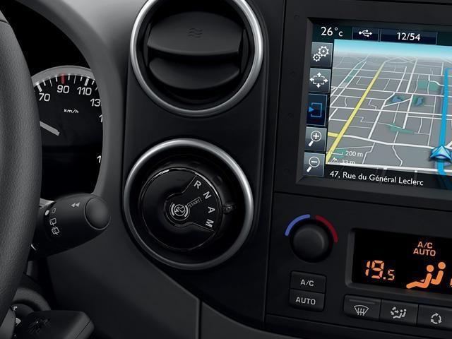 Peugeot Partner Tepee - draaiknop ETG6-versnellingsbak
