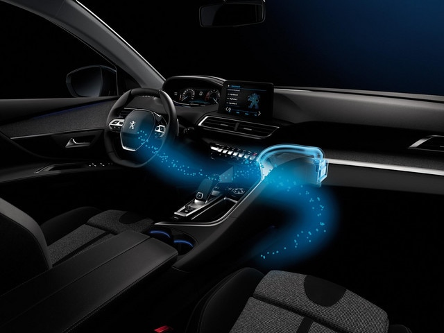 Sensaties - i-Cockpit Amplify - Peugeot 3008