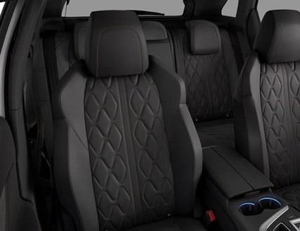 Peugeot 3008 SUV HYbrid4 Première Pack - interieur
