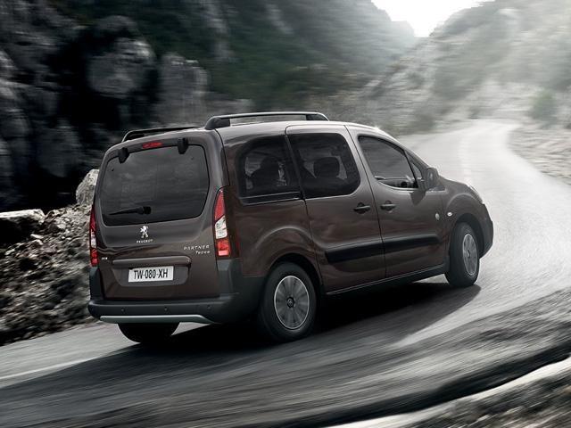 Peugeot Partner Tepee - Electronic Stability Program ESP