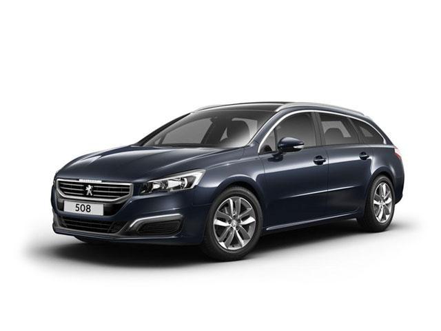 Peugeot 508 Blue Lease Executive