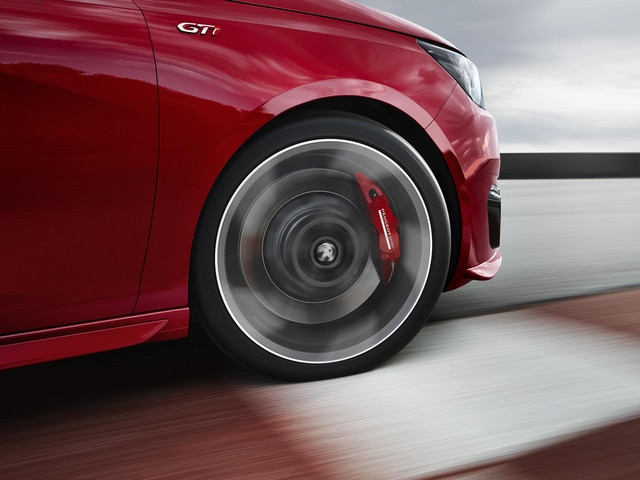Prestaties - Peugeot 308 GTi