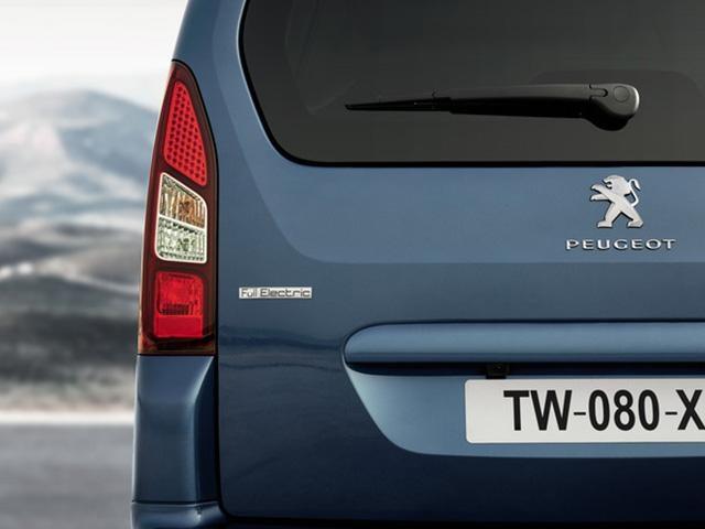 Electrisch Peugeot Partner