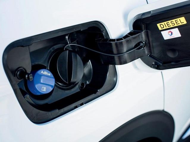 Peugeot Technologie- AdBlue