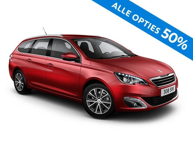 Peugeot 308 SW Pack Reference