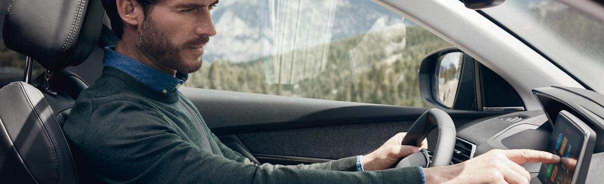 Peugeot Technologie - Connectiviteit - on-board technologie