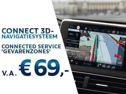 Connect 3D NAV - Connected Service 'Gevarenzones'