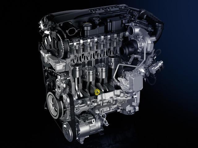 BlueHDi motoren