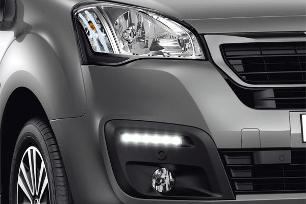Peugeot Partner Tepee - led-dagrijverlichting