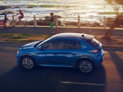 Elektrisch rijden bij Peugeot - Op vakantie