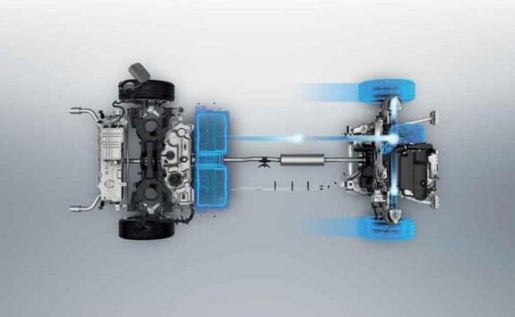 Nieuwe Peugeot 508 SW HYBRID, lithium-ion tractiebatterij en volledig elektrische rijmodus