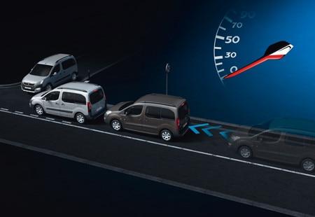 Peugeot Partner Tepee - Active City Brake