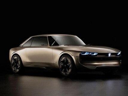 Elektrisch rijden bij Peugeot - Concept Cars
