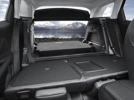 Peugeot 3008 SUV - Achterbank volledig  ingeklapt